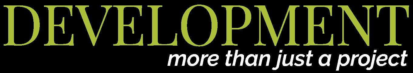 development-big-type
